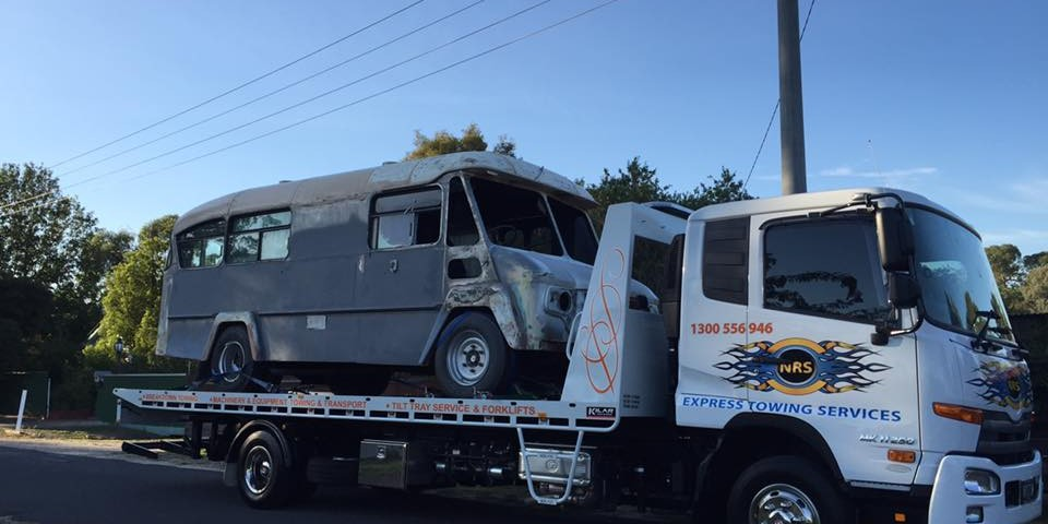 NRS Express Towing Servicesvantowing